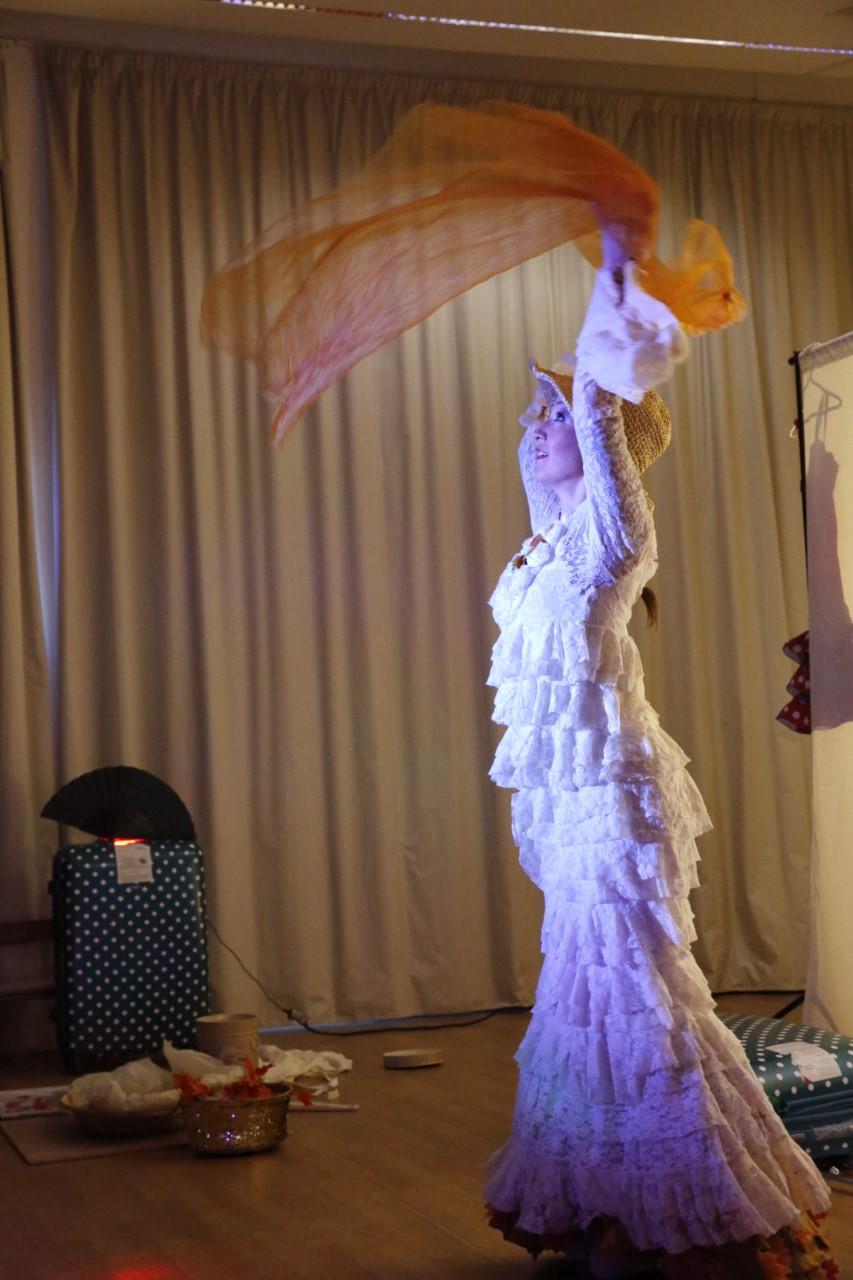 thumbnail_Foto 2. Chely la Torito en PoETIKA. Festival Flamenco Nimes 2019©Sandy Korzekwa