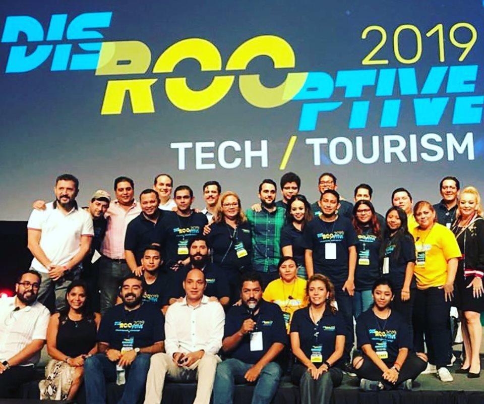 Disrooptive Technology & Tourism 2019