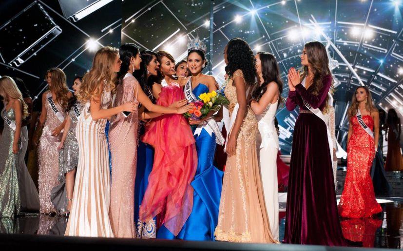 Andrea Meza de México, se alza con la Victoria del concurso Miss Universo