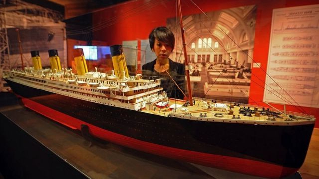 "HISTORIA: ""EL TITANIC"" LA TRAGEDIA Y NOVELA QUE LA PREDIJO…"
